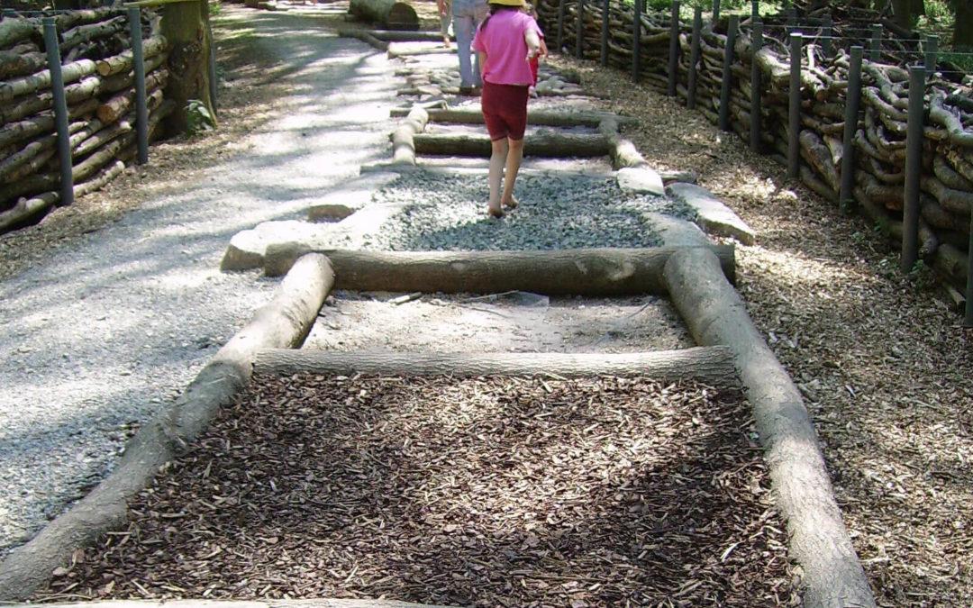 Bosonohé parky v zahraničí